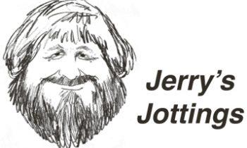 Jerry's Jottings 6-17-2020
