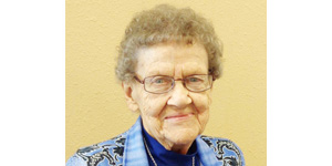 In memory of Lorraine Halbur